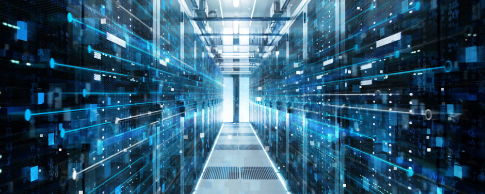 Protek-Corridor-Data-Center-Rack-Servers-Structured-Cabling